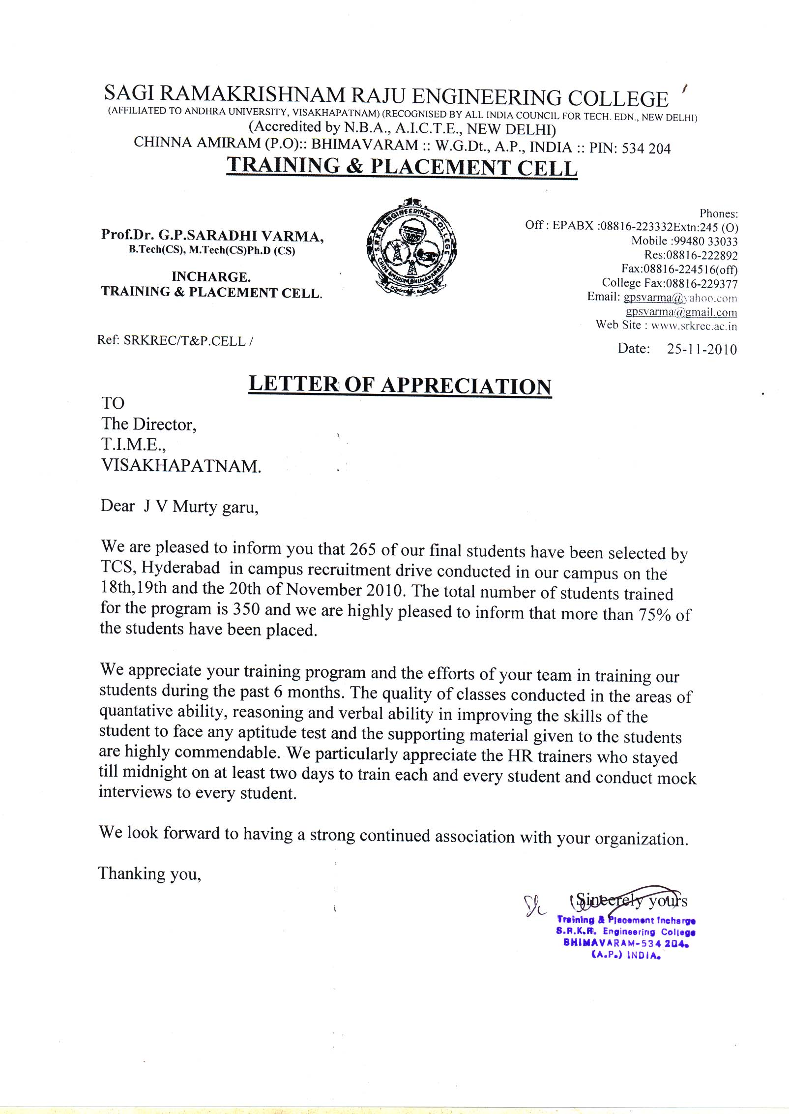Resignation Letter Appreciation Letter After Resignation Letter Of