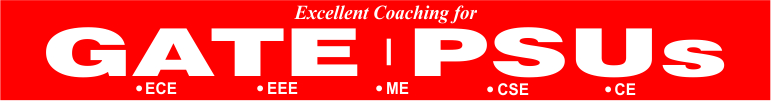 Excellent Coaching for GATE & PSUs @ T.I.M.E.