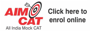 AIMCAT - Online Test Series for CAT 2015
