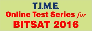 BITSAT 2016 and JEE (Main) Online Test Series