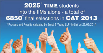 6850 final selections in IIMs