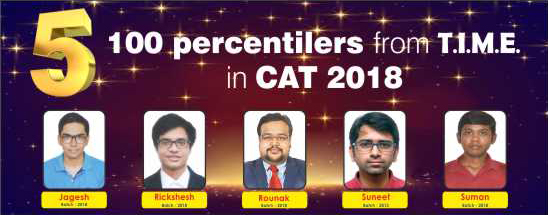 Coaching for CAT, BANK, GATE, GMAT, GRE, UPSC, SSC, IIT JEE, CLAT