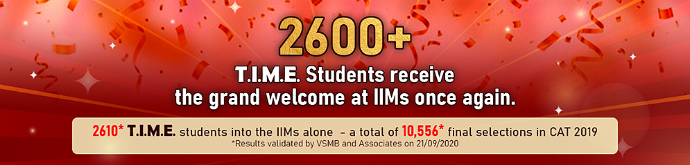 TIME-Student-IIMs
