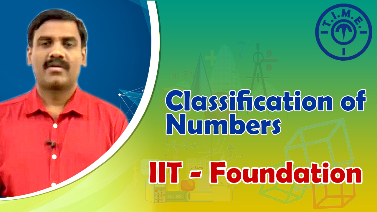 IIT Foundation coaching for Classroom, correspondence, online
