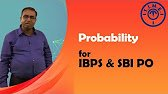Probability for IBPS & SBI PO exams